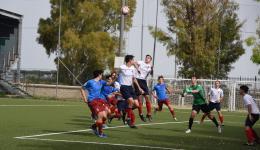Under 16 | Coppa Lazio| Ottavi di finale | Grifone Monteverde - Romulea 2-0