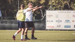 """Campus Eur, Basoccu: """"Coppa Lazio? Soddisfatto anche se si poteva fare di più"""""""