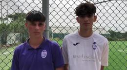 Ostiamare, Racaniello e Perrotta commentano la vittoria sul Fonte