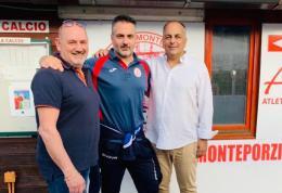 Atletico Monteporzio, scelto il tecnico: gruppo affidato a Centioni