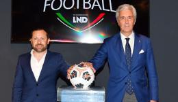 LND, dalla prossima stagione cambia il pallone: avrà il marchio della Nike