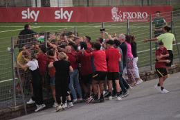 All'ultimo secondo! Roma in finale Scudetto. La SPAL esce tra gli applausi