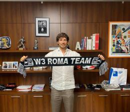 W3 Roma Team: ci sarà ancora Manelli alla guida dei bianconeri