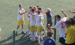 Fonte Meravigliosa, 6 in finale: goleada contro il Fiano Romano
