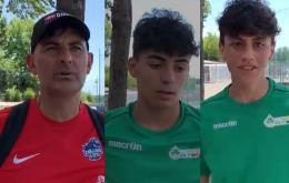 DLF Civitavecchia: Rocchetti, Stefanini e Verde commentano la vittoria