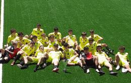 Champions Club Academy in trionfo: Dell'Uomo regala la Coppa
