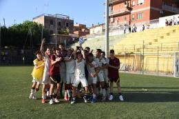 Troppa Roma per la Vigor Perconti: i giallorossi si prendono il trofeo
