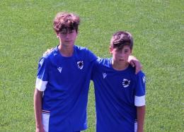 Soddisfazione Futbolclub: due giovani in prova alla Sampdoria