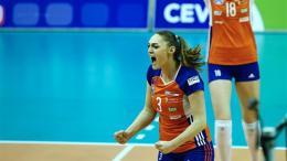 A1 - Roma, c'è la terza straniera: Veronika Verca Trnkova è il nuovo centrale