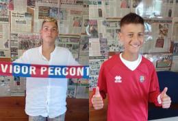 La Vigor Perconti si rinforza: arrivano Margheri e Macor