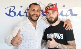 Pomezia, capitan Lo Pinto alla sua quinta stagione in rossoblù