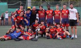 Coppa Lazio: la gioia e le emozioni delle sei società vittoriose