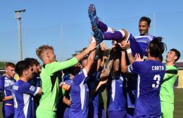 Adriano D'Astolfo lascia il calcio: l'Europeo U19, la Serie C e l'Ostiamare