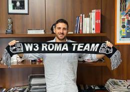 W3 Roma Team, ottava stagione in bianconero per Ciorciolini