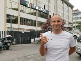 L'Italpol blinda la porta: arriva Valerio Barigelli