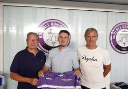 Ecco l'ufficialità: Mirko Granieri nuovo tecnico della Boreale