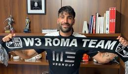 W3 Roma Team, Alessio Damiani resta in bianconero