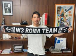 W3 Roma Team, altra riconferma: Gabriele Pellegrino