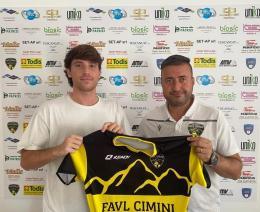 Favl Cimini, Monfreda è ufficiale. Dentro anche Cruciani e Costantini