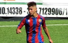 Federico Arduini è un nuovo giocatore del Gaeta