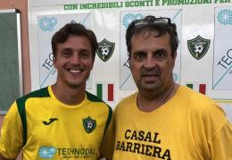 """Casale, presentato Sansotta: """"Pronto a rimettermi in gioco in Eccellenza"""""""