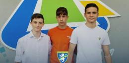 Soddisfazione Scuola dei Leoni: tre giovani approdano al Frosinone