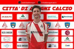 Città di Anagni, ecco il difensore: ufficiale Fabio Formato