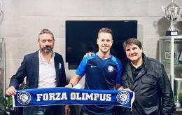 Antonio Bagatini è un nuovo giocatore dell'Olimpus Roma