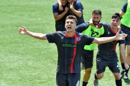 Real Monterotondo Scalo, 5ª conferma: Riccardo Pasqui rimane rossoblù