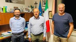Guarcino, nome nuovo per la carica di ds: ufficiale l'ex Alatri Fabio Ceci