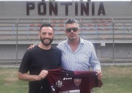 Pontinia e De Martino ancora insieme: rinnovo per il capitano