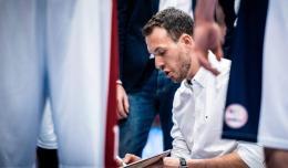 """B - NPC Rieti, Ceccarelli nuovo coach """"Questa è una grande sfida"""""""