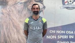Il Città di Ciampino riparte da Daniele Angeloni: arriva la conferma