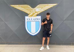 Sansa, che gioia: Giuliano Aquilani vestirà la maglia della Lazio