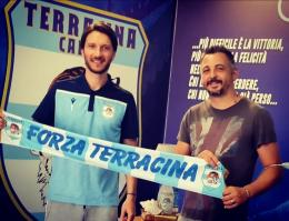 Marco Magni torna a Terracina: ufficiale il secondo innesto