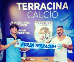 Manuel Caschera resta per la terza stagione a Terracina