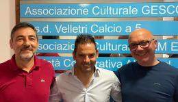 Emiliano Antici è il nuovo allenatore del Velletri