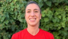 B1 - Carlotta Frasca non si muove dalla United Pomezia