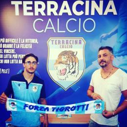 Terracina, confermato il centrocampista Carmine Montagna
