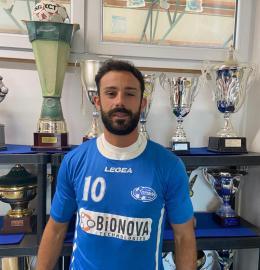 Ottavia, Gianluca Leonardi torna a vestire la maglia azzurra