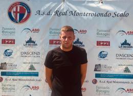 Ecco l'ufficialità: Andrea Cardillo al Real Monterotondo Scalo