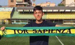 Pro Calcio Tor Sapienza: in attacco arriva Gabiele Cianci