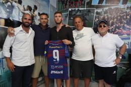 Unipomezia, colpo in attacco: arrivano i gol di Gian Piero Tozzi