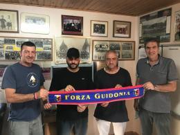 """Filippo Mobrici è il nuovo allenatore del Guidonia: """"Giocheremo all'attacco"""""""