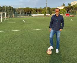 """Paoletti presenta l'Atletico Roma VI: """"L'ambizione sarà al centro del progetto"""""""
