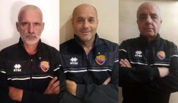 San Lorenzo, annunciati gli ultimi tre tecnici: sono Piccirilli, Tarquini e Tripodi