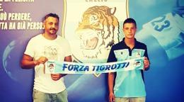 Jacopo Hajdari è nuovo giocatore del Terracina: arriva dall'Aprilia