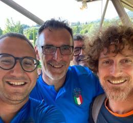 """Stefano Campolo: """"Il corso? Un'esperienza davvero straordinaria"""""""