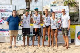 Barboni - Casani, Rossi - De Fabritiis: sono loro i nuovi campioni regionali
