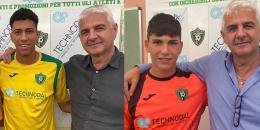 Casal Barriera: arrivano Mohamed Karim Alouan e Leonardo Sozio
